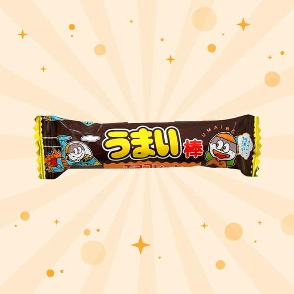 Yaokin Umaibo Chocolate