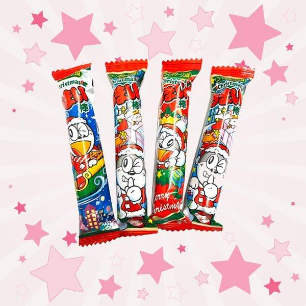 Yaokin Umaibo Christmas Corn Potage