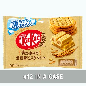 KitKat Biscuit 12 in a case