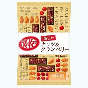KitKat Chocolate Cranberry Almond