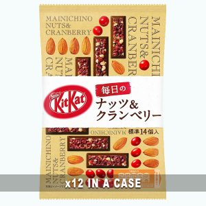 KitKat Chocolate Cranberry Almond 12 in a case