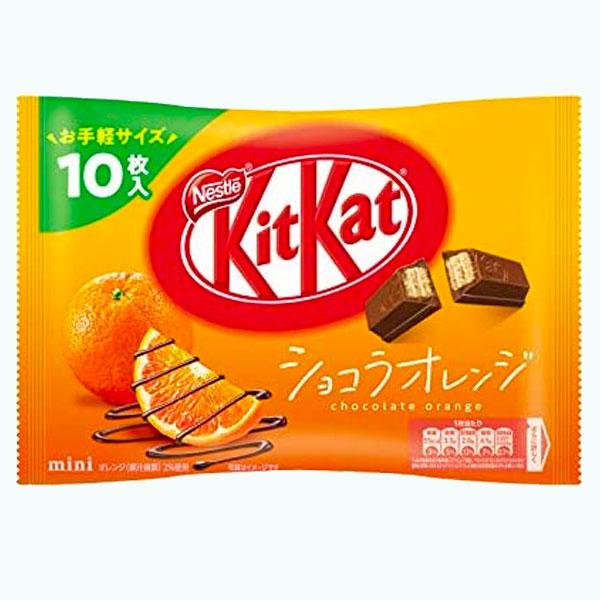 KitKat Chocolate Orange