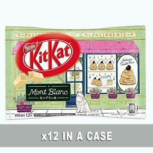 KitKat Mont Blanc 12 in a case