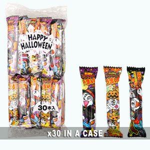 Yaokin Halloween Umaibo Corn Potage 30 in a case