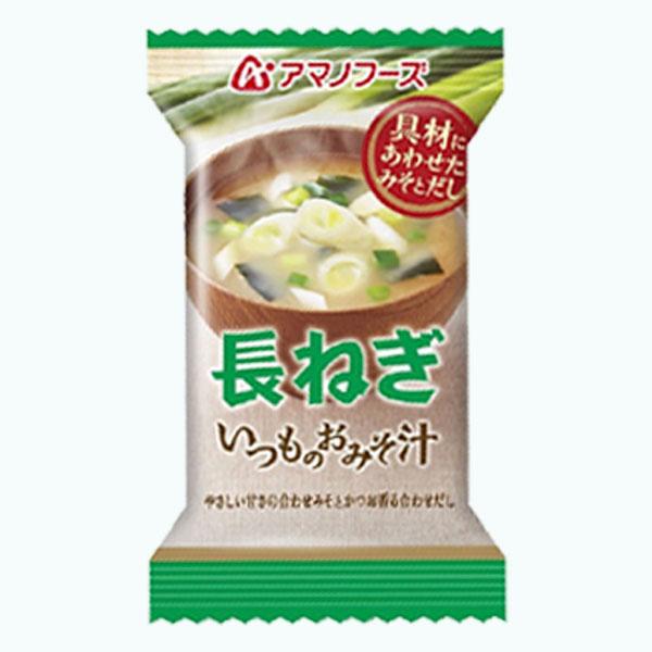 Amano Miso Soup Green Onion