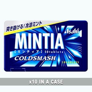 Asahi Mintia ColdSmash 10 in a case