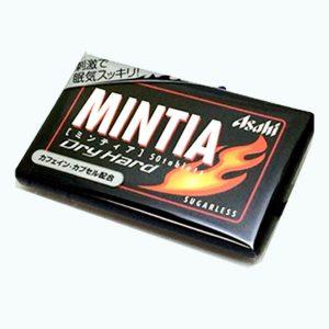 Asahi Mintia Dry Hard