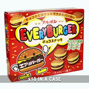 Bourbon Every Burger Chocolate 10 in a case