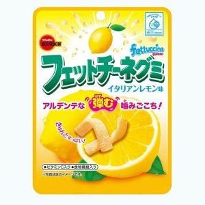 Bourbon Fettuccine Gummy Lemon