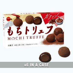 Bourbon Mochi Mochi Ganache Chocolate 6 in a case