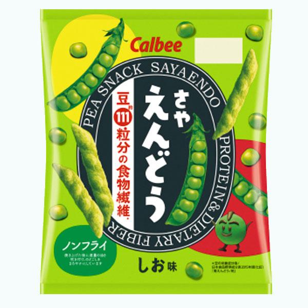 Calbee Green Pea Snack