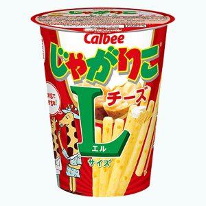 Calbee Jagariko Cheese