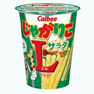 Calbee Jagariko Salad