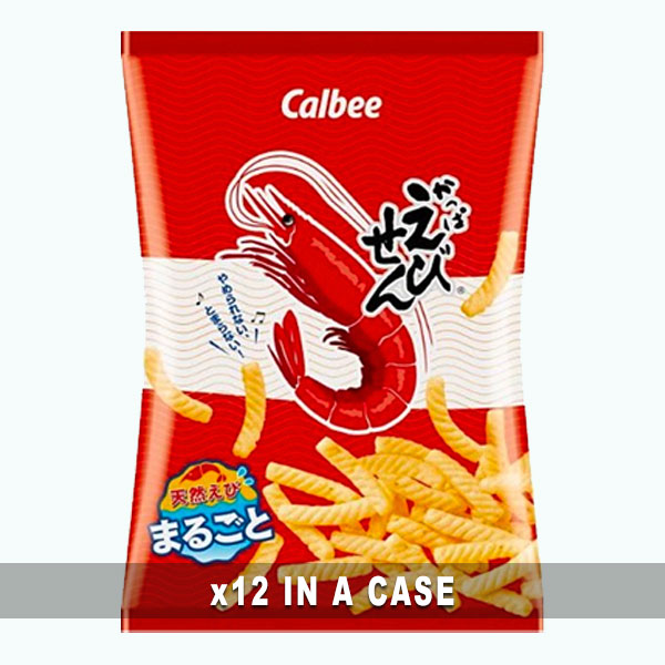 Calbee Kappa Ebisen 12 in a case