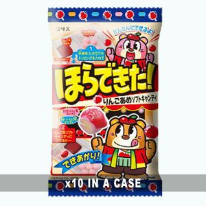 Coris Horadekita Apple Candy 10 in a case