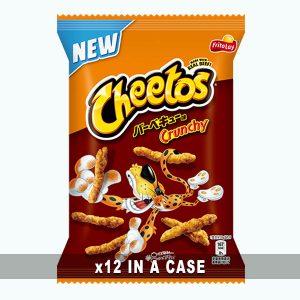 Frito Lay Cheetos Barbecue 12 in a case