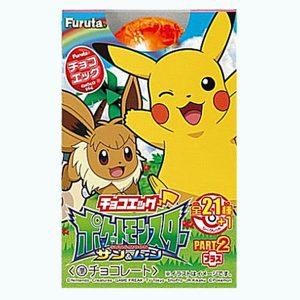 Furuta Chocolate Egg Pokemon