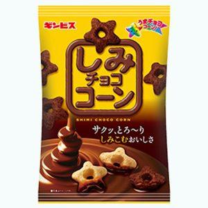 Ginbis Shimi Chocolate Corn