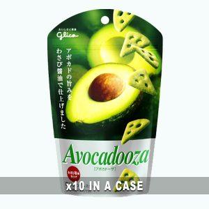 Glico Avocadooza 10 in a case