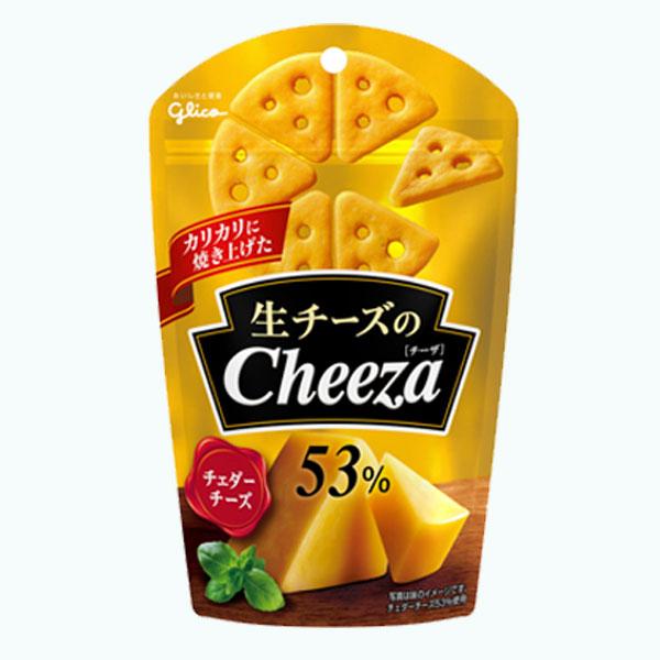 Glico Cheddar Cheeza Cracker