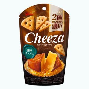 Glico Cheeza Smoked Cheese