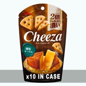 Glico Cheeza Smoked Cheese 10 in a case