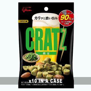 Glico Cratz Green Soybeans 10 in a case