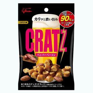 Glico Cratz Pepper Bacon