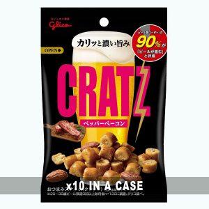 Glico Cratz Pepper Bacon 10 in a case
