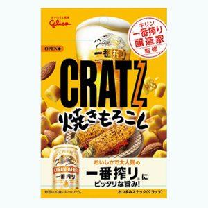 Glico Cratz Yaki Morokoshi