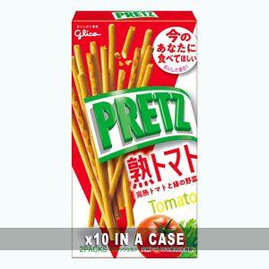 Glico Pretz Tomato 10 in a case