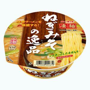 Green Onion Miso Ramen