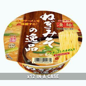 Green Onion Miso Ramen 12 in a case