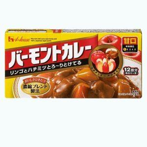 House Bamonto Curry Sauce