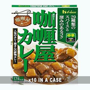 House Curry Ya Beef 10 in a case