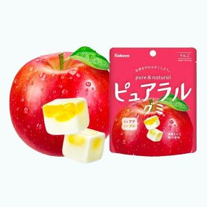 Kabaya Pureral Apple Gummy
