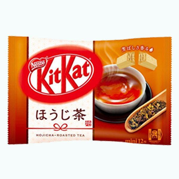 KitKat Hojicha Green Tea