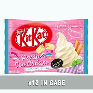 KitKat Party Ice Cream 12 in a case