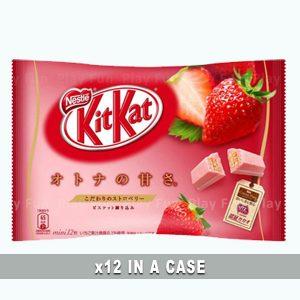KitKat Strawberry 12 in a case