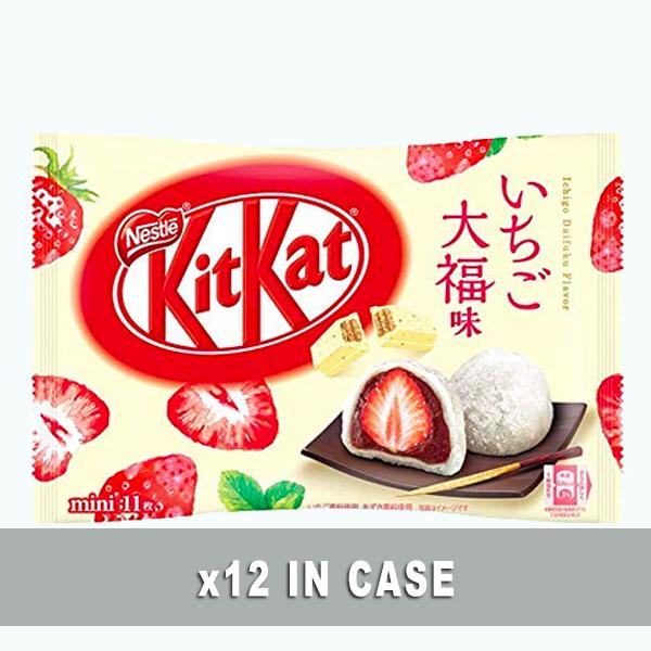 KitKat Strawberry Daifuku 12 in a case
