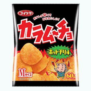 Koikeya Karamucho Chips