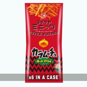 Koikeya Slim Bag Kara Mucho 6 in a case