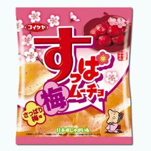 Koikeya Suppa Mucho Chips