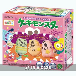 Kracie Cake Monster 5 in a case