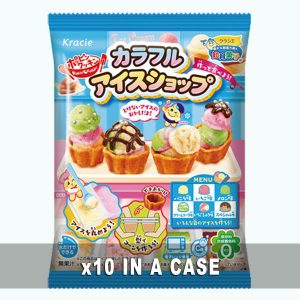 Kracie Colourful Ice Shop 10 in a case