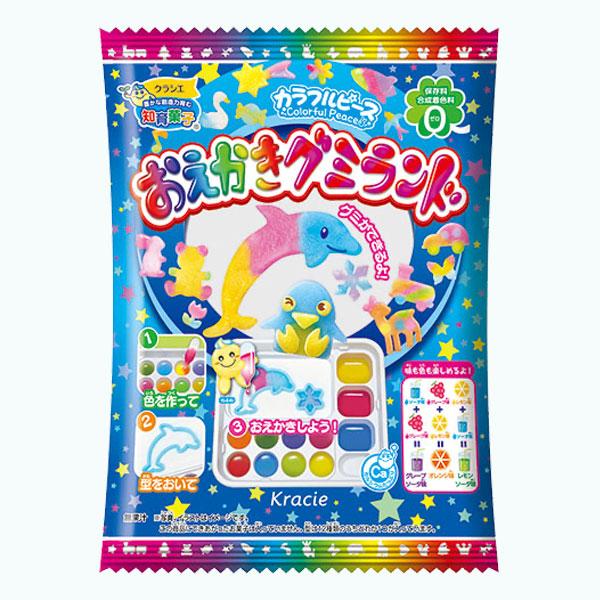 Kracie Gummy Land Kit