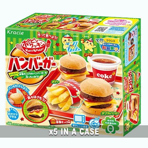 Kracie Happy Kitchen Hamburger 5 in a case