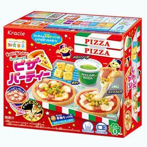 Kracie Pizza Party