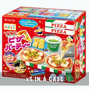 Kracie Pizza Party 5 in a case
