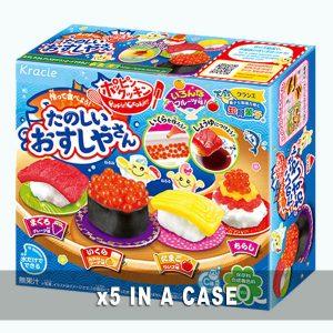 Kracie Popin Cookin Osushiyasan 5 in a case